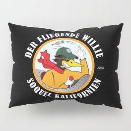 Der Fliegende Willie Pillow Sham