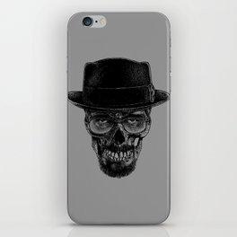 Dead Heisenberg iPhone Skin