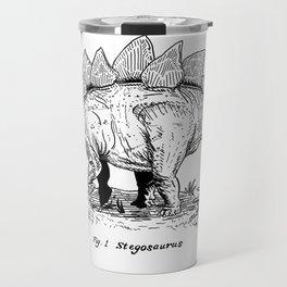 Figure One: Stegosaurus Travel Mug