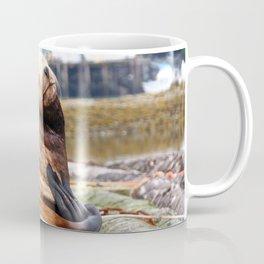 Photo of Smiling Sea Lion Coffee Mug