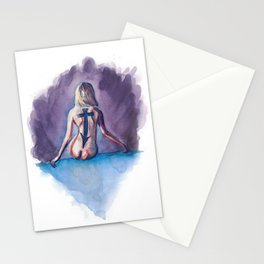 Going to hell #2 Stationery Cards