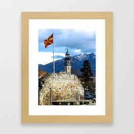 Prilep, Macedonia Framed Art Print