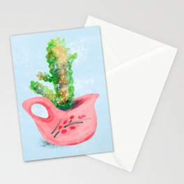 COLORFUL CACTUS Stationery Cards