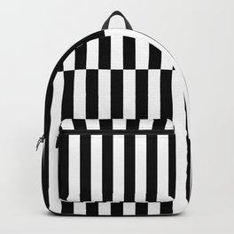VINTAGE TV (BLACK-WHITE) Backpack