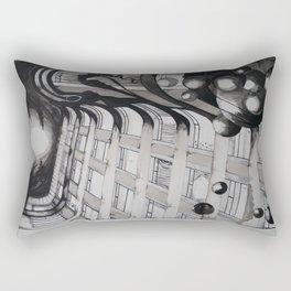 """""""Poirot"""" Rectangular Pillow"""