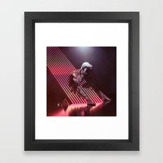 BACK OFF THE RAINBOW (everyday 05.02.17) Framed Art Print