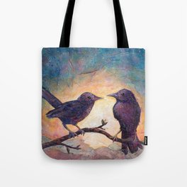 Searching For Sacraments: Confession Tote Bag