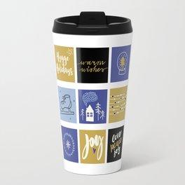 Hygge Holidays Travel Mug