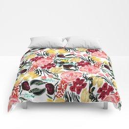 Wild Garden II Comforters