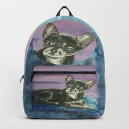 Tea-Cup Chihuahua Backpack