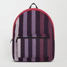 FUN STRIPES-COBALT CARMINE Backpack