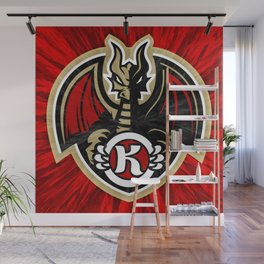 Wyverns Wall Mural