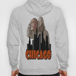 CHICAGO SPORTS  Hoody