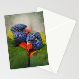 Rainbow lovers Stationery Cards
