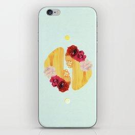 selene and eos iPhone Skin