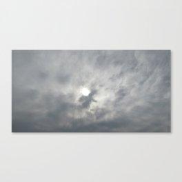 Untold Secrets Canvas Print