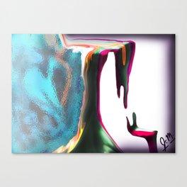 Heart Awakening Canvas Print