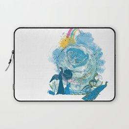 i love my planet 2 Laptop Sleeve
