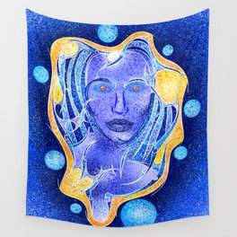 Angeonilium V4 - frozen beauty Wall Tapestry