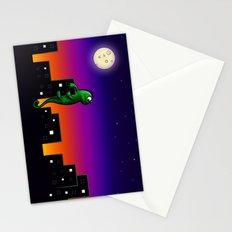 Purple City  Stationery Cards