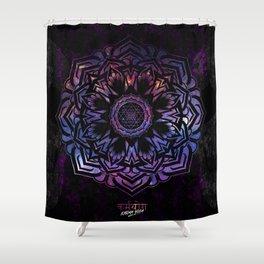 Karma Yoga Shower Curtain