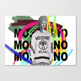 High snob Canvas Print
