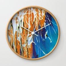 Quadra Wall Clock