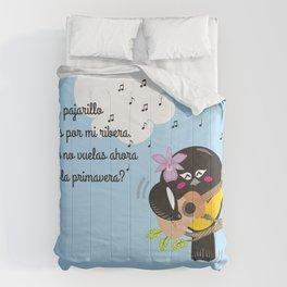 Turpiara y Pajarillo Comforters