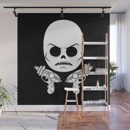 DeathRay Evil Empire Logo Wall Mural