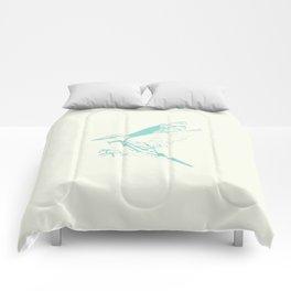 Cerulean Warbler Comforters