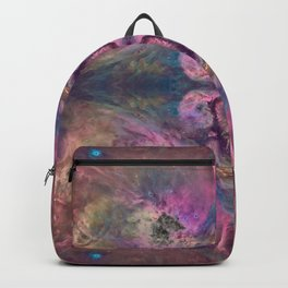 Abstract Blossom Backpack