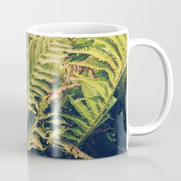 Botanical Garden Ferns Coffee Mug