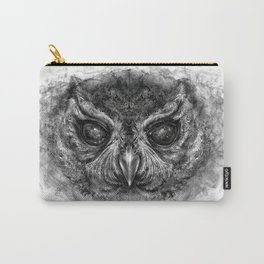 Cosmic Owl Carry-All Pouch