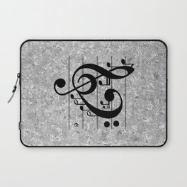 Love Music Laptop Sleeve
