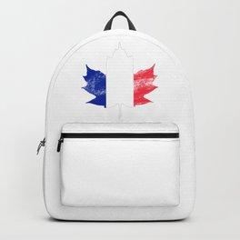 France/Canada Backpack