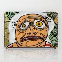 ed sheeran iPad Cases featuring Ed by Patty Hogan