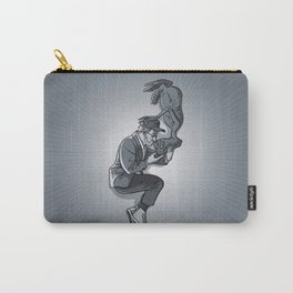 Cannes 2013 x Spielberg x ET (black and white) Carry-All Pouch