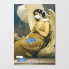 Sisters of Mercy Canvas Print