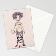 Smells like teen spirit Stationery Cards