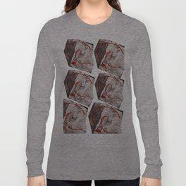 On canvas Long Sleeve T-shirt