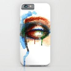 Watercolor Eye Slim Case iPhone 6s