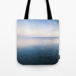 oh, Sea, how I love thee Tote Bag