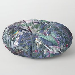 Magical Forest Floor Pillow