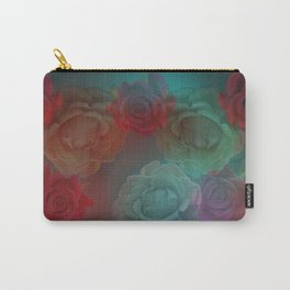 A wreath of roses Carry-All Pouch
