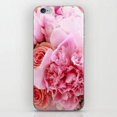 Pink Peonies  iPhone & iPod Skin