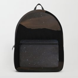 Night lake Backpack