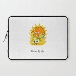 Electric Thunder! Laptop Sleeve