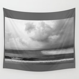 Wrightsville Beach: Summer Storm Wall Tapestry