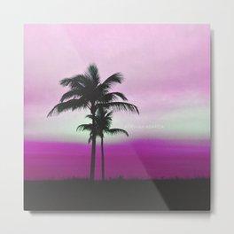 Lauderdale Sunset Metal Print
