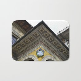 Old Park in Montecatini / Exterior Art / Italy Bath Mat